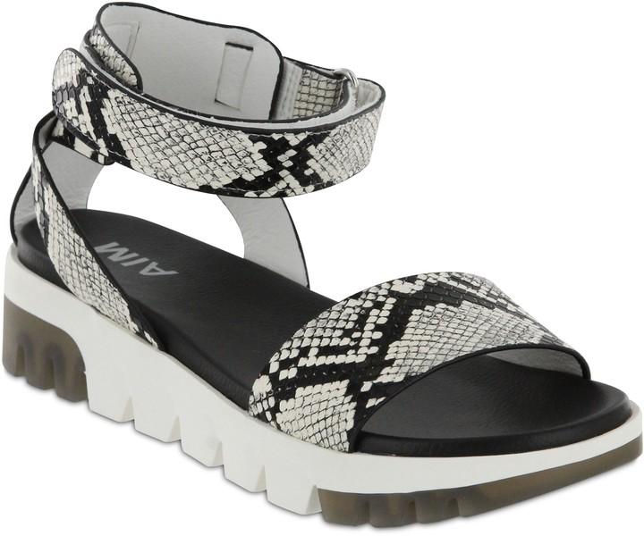 Mia Ankle Strap Sneaker Bottom Sandals