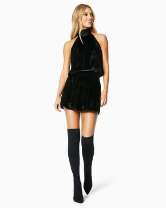 Ramy Brook Velvet Lori Dress