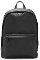 Vince Camuto Men's 'Tolve' Leather Backpack - Black