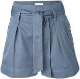 Etoile Isabel Marant Oscar shorts - women - Cotton - 40