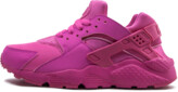 Nike Huarache Run Shoes - Size 4Y