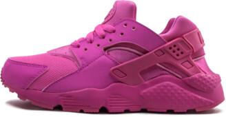 Nike Huarache Run 'Laser Fuchsia' Shoes - 4Y