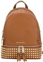 MICHAEL Michael Kors Rhea backpack - women - Leather - One Size