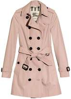 Burberry mid-length trench coat