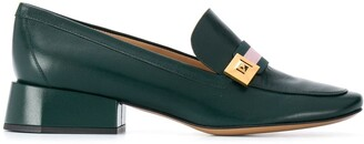 Mulberry Keeley pyramid loafer