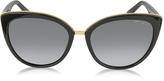 Jimmy Choo DANA/S Acetate Cat Eye Sunglasses