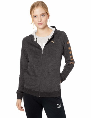 Puma Women's Athletic Full Zip Hoody