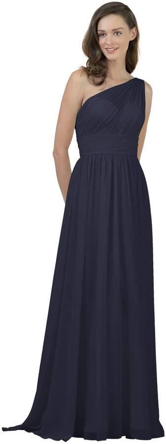 1a9bab7e9 Long Navy Evening Maxi Dress - ShopStyle Canada