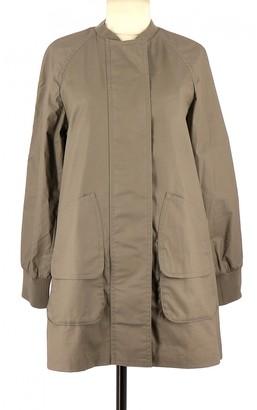 Comptoir des Cotonniers Khaki Denim - Jeans Jacket for Women