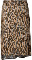 3.1 Phillip Lim lace cut-out skirt