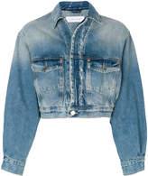 IRO cropped denim jacket