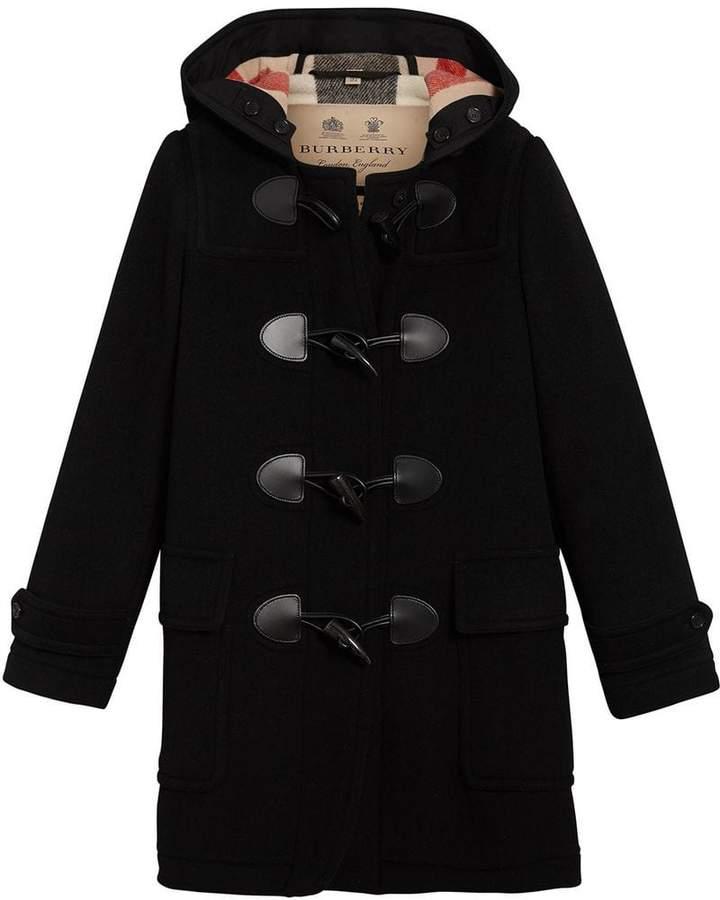 Burberry Mersey Duffle coat