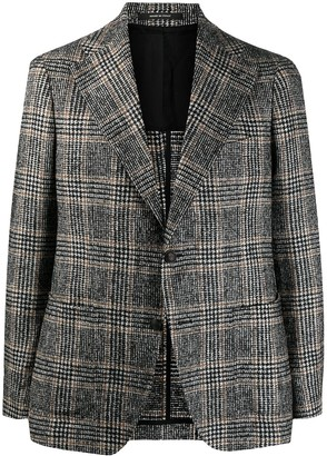 Tagliatore Super 120 wool blazer