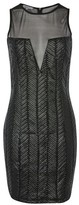 **Midnight City Black Bodycon Dress by WYLDR