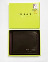 Ted Baker Antony Leather Billfold Coin Wallet