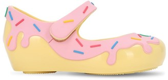 Mini Melissa Ice Cream Rubber Shoes