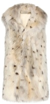 Saint Laurent Fur Gillet