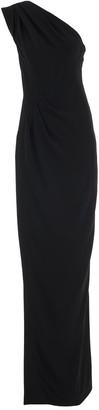 DSQUARED2 Dress Single Shoulder Longo Viscose Crepe