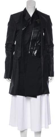 Rick Owens 2018 Structured Coat w/ Tags