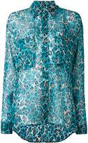 Faith Connexion leopard print shirt - women - Silk - S