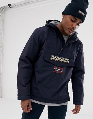 Napapijri Rainforest Winter 1 jacket in navy-Blue