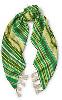 Polo Ralph Lauren Serape-Striped Cotton Scarf