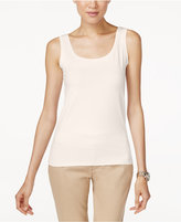 Alfani Scoop-Neck Basic Tank