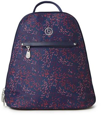 BG by Baggallini Memphis RFID-Blocking Convertible Backpack
