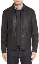 Men's Missani Le Collezioni Lambskin Leather Jacket