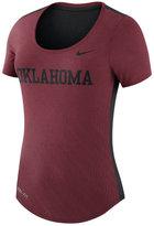 Nike Women's Oklahoma Sooners Dri-FIT Scoop T-Shirt