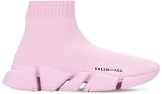 Balenciaga 30mm Speed 2.0 Lt Knit Sneakers