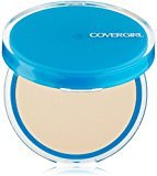 Cover Girl Oil Control Compact Pressed Powder, Buff Beige [525], 0.35 oz (Pack of 4)