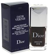 Christian Dior Couture Vernis Colour Gel Shine and Long Wear Nail Lacquer,0.33 Ounce