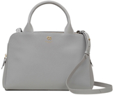 Radley Millbank Leather Medium Grab Bag, Grey