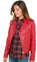 Schott Perfecto 1601 Leather Biker Jacket