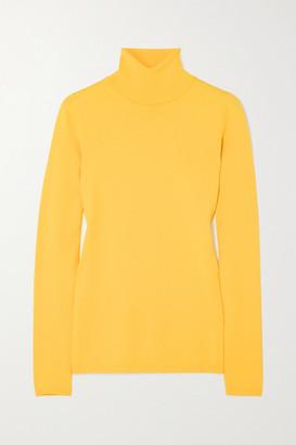 Stella McCartney Knitted Turtleneck Sweater - Yellow
