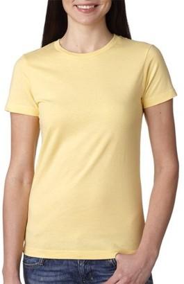 Clementine Apparel Women's Short Sleeve Crewneck Boyfriend T-Shirt