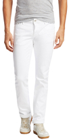 DSQUARED2 Solid Cotton Slim Jeans