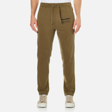 MHI Men's Organic Loopback Sweatpants Maha Olive