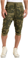 2xist Athleisure Men's Cropped Cargo Pants