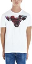 Dsquared2 logo Flyng Skull T-shirt