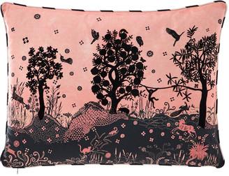 Christian Lacroix Bois Paradis Bourgeon Pillow
