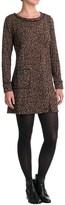 Nomadic Traders Apropos Pandora Feline Tunic Dress - Long Sleeve (For Women)