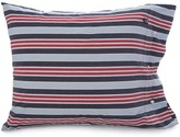 Lexington Seaside Poplin Multi Stripe Pillowcase - 65x65cm