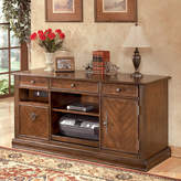 Signature Design by Ashley Hamlyn Large Credenza Desk