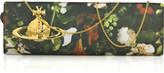 Vivienne Westwood Ebury Long leather clutch
