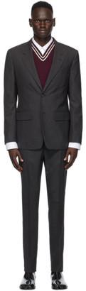 Maison Margiela Grey Wool Suit