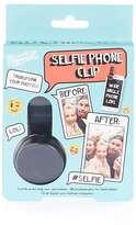 Selfie phone lens