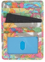 Hobo Women's 'Euro Slide' Credit Card & Passport Case - Pink