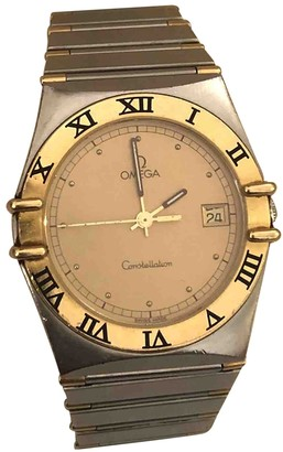 Omega Constellation Other gold and steel Watches